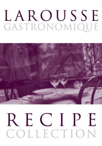 Larousse Gastronomiqueの英訳版。