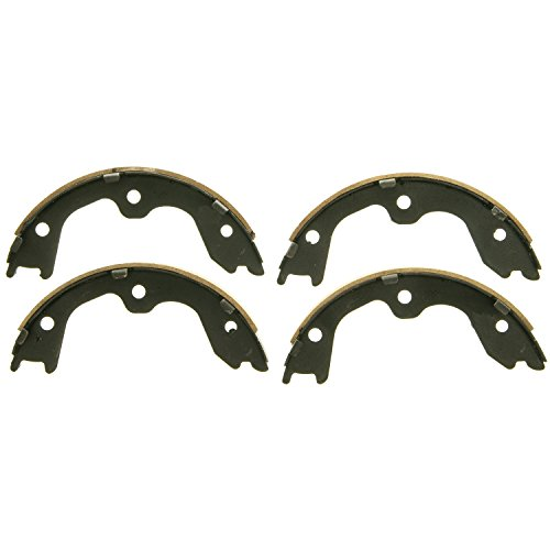 Wagner Z783 Parking Brake Shoe Set, ()