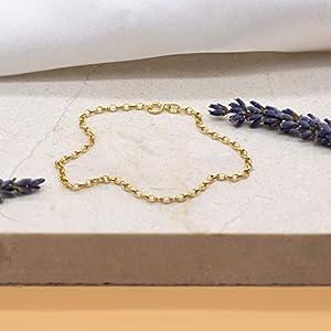 Carissima Gold Pulsera con Oro Amarillo de 9K para Mujer 19 cm Carissima Gold Pulsera con Oro Amarillo de 9K para Mujer 19 cm Carissima Gold Pulsera con Oro Amarillo de 9K para Mujer 19 cm