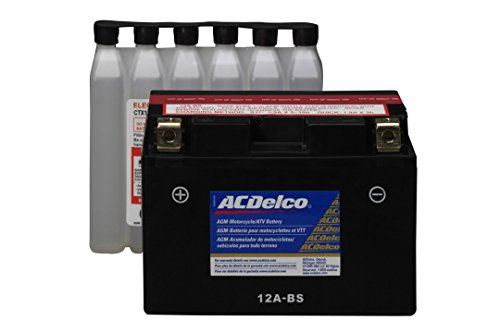 ACDelco ATX12ABS Specialty Powersports Battery