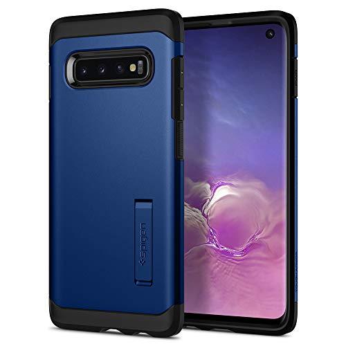 Spigen Tough Armor Designed for Samsung Galaxy S10 Case (2019) – Prism Blue