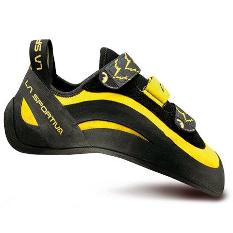 La Sportiva Scarpe da arrampicata uomo Multicolore Black/yellow Giallo / Nero