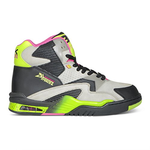 Used, British Knights Control HI Men's Hi-Top Leather SneakerG for sale  Delivered anywhere in USA