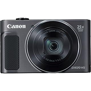 Canon SX620 HS Black, 1072C002