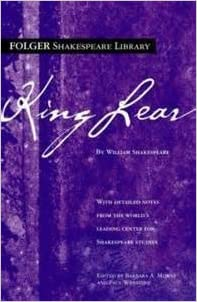 Book KING LEAR (FOLGER SHAKESPEARE LIBRARY EDITION)