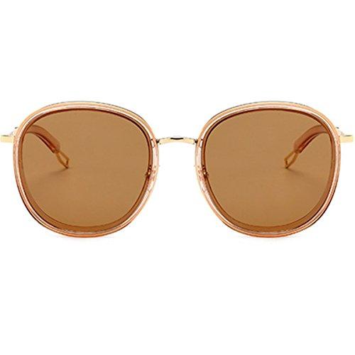 Sol Sol C Polarizadas De De Polarizadas Mujeres Redondas XGLASSMAKER De Gafas Sol Hombres Y Gafas Gafas UwSxAY1q
