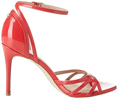 cheap enjoy Guess Women's Footwear Dress Sandal Ankle Strap Heels Rosso (Medium Red) very cheap price clearance 100% original free shipping how much pfq9wbRo