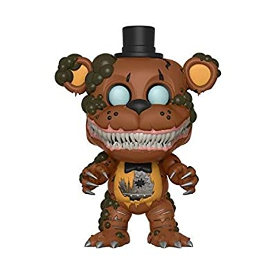 Funko POP! Books: Five Nights at Freddy's-Twisted Freddy Collectible Figure, Multicolor: Funko Pop! Books:: Toys & Games