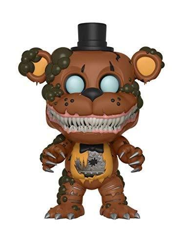 Books: Five Nights at Freddys-Twisted Freddy Collectible Figure Books: Five Nights at Freddy/'s-Twisted Freddy Collectible Figure 28804 Accessory Toys /& Games Funko POP Multicolor Funko POP