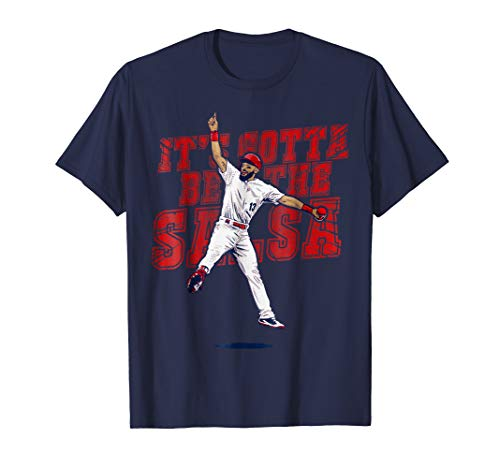 It's Gotta Be The Salsa T-shirt For Real Fans Baseball Lover