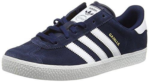 gazelle adidas enfant bleu