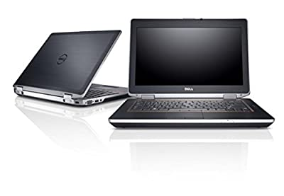 Dell Latitude E6420 14.1-Inch Business High Performance Laptop (Intel Core i5 up to 3.2GHz, 4GB RAM, 128GB SSD, DVD, Wifi, Windows 7 Professional 64-bit) (Certified Refurbished)