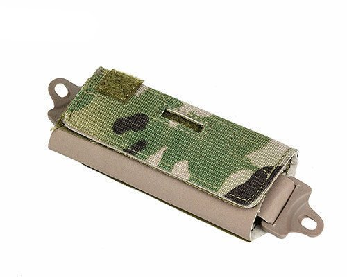 DLP Tactical NVG Counterweight Kit Compatible with OPS-Core/Crye/MICH/Team Wendy Helmets (Multicam)