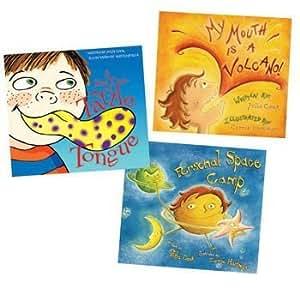 Amazon.com: Julia Cook Books Set of 3: Julia Cook: Toys