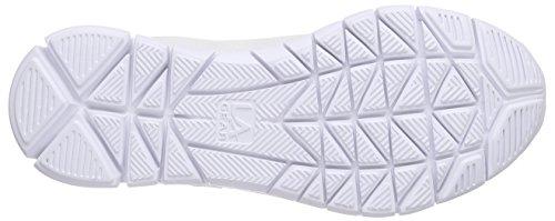 Blanc off Malibu a Femme L Baskets 02 Basses Weiß Gear White Z84q1Y