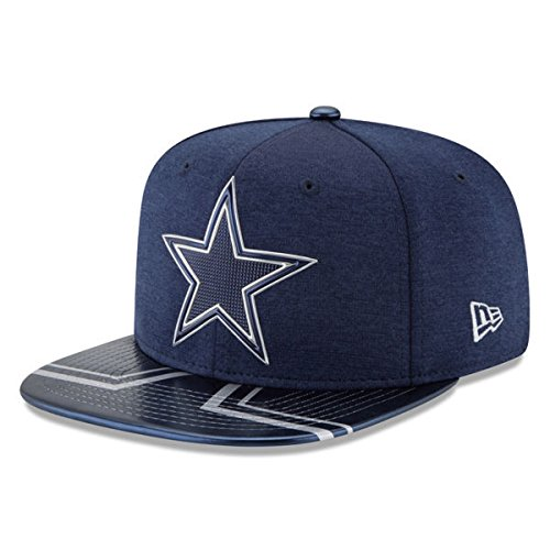 100% Authentic NWT, Dallas Cowboys '17 Draft OnStage 9Fifty SnapBack (Authentic Cowboy Hats)