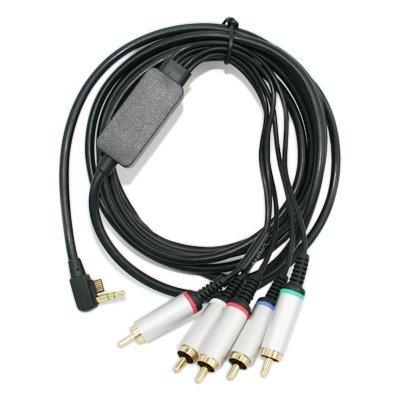 Component AV Cable for HDTV LCD TV for Sony PSP Slim 2000