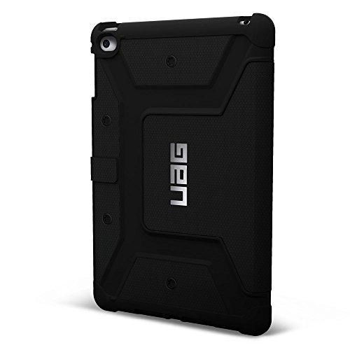 UAG Folio iPad Mini 4 Retina Feather Light Composite [Black] Military Drop Tested iPad Case