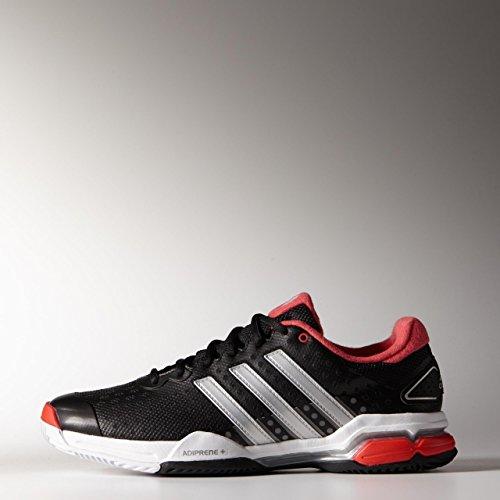 pretty nice 5a840 00f94 Adidas Barricade Team 4 Tennisschuh - SS15 SchwarzRot ...