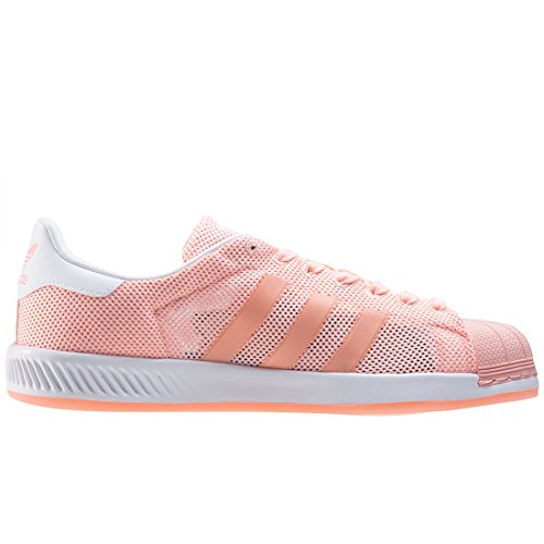 Adidas Superstar Bounce Mens Formateurs Corail - 9 Uk