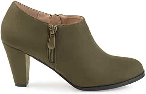 d229a08de9a Shopping Green - Ankle & Bootie - Boots - Shoes - Women - Clothing ...