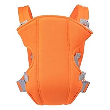 SODIAL(R) hot sell comfort baby carriers infant sling Good Baby Toddler Newborn cradle pouch ring sling carrier winding stretch(orange)