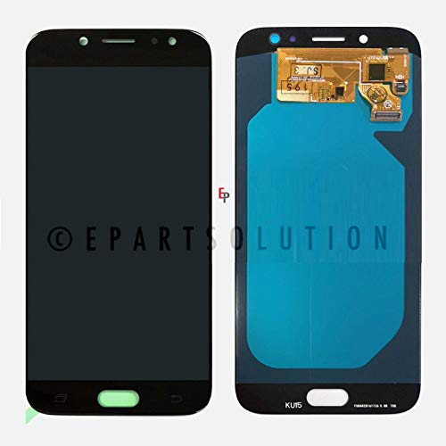 ePartSolution_ LCD Display Touch Screen Digitizer Glass Assembly for Samsung Galaxy J7 Pro 2017 SM-J730 J730G J730GM J730 Replacement Part (Black)