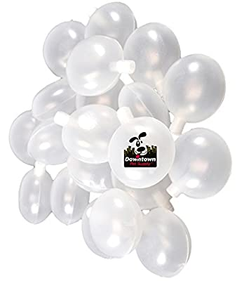 """Medium Replacement Squeakers, 1 3/4"""" in diameter, by Downtown Pet Supply"""