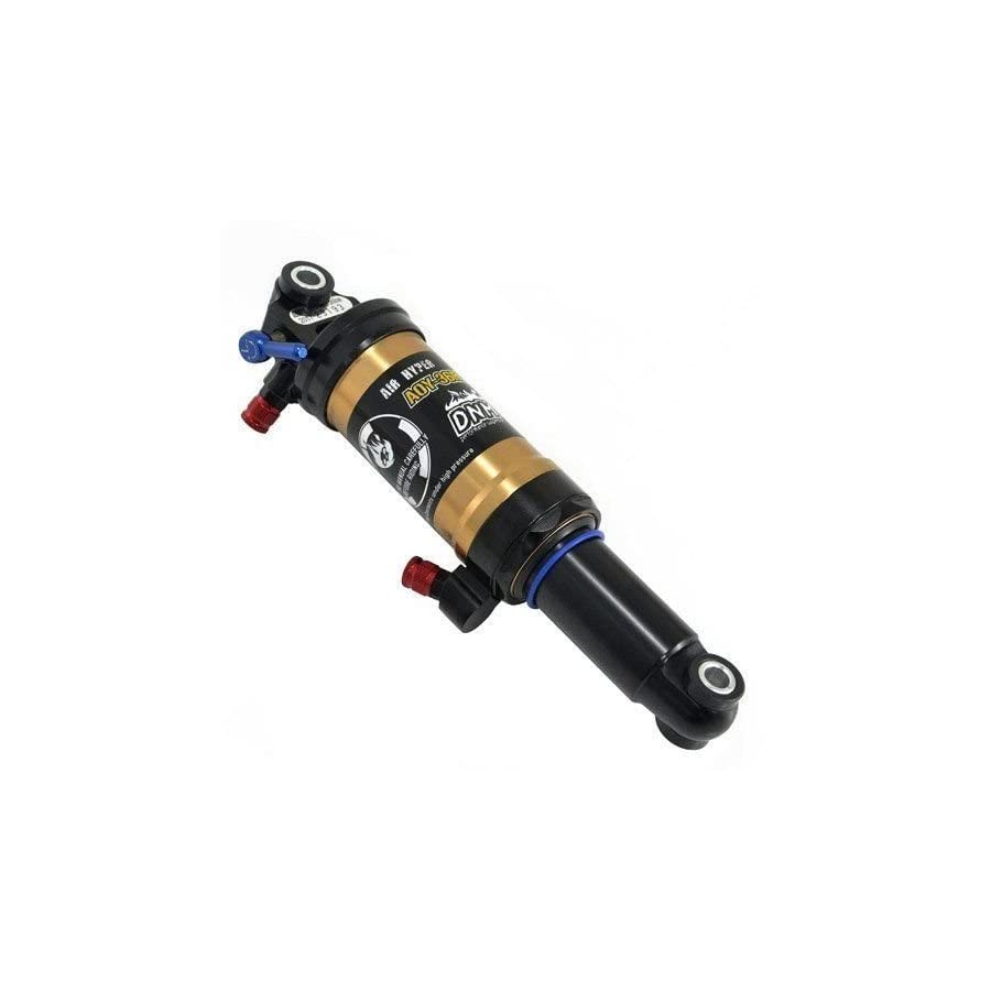 DNM AOY 36RC Mountain Bike Air Rear Shock with Lockout 200x55mm 4 System, Gold #ST1492