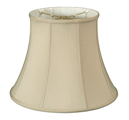 Royal Designs Modified Bell Lamp Shade - Beige - 9 x 14 x 10.5 1/2 Shade Lamp