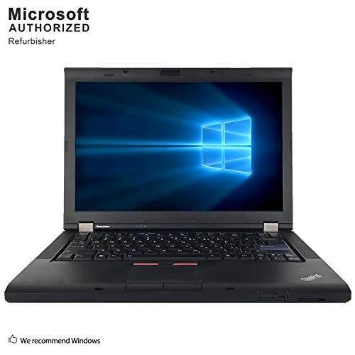 2019 Lenovo ThinkPad T410, Intel Core I5 520M 2.4GHz, 8G DDR3, 1T HDD, DVDRW, 14 inch Screen, DP, VGA, WiFi, Windows10 64 Bit-Multi-Language(CI5)(Certified Refurbished) (Best Modem Wifi Combo 2019)