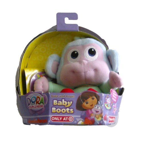 Dora the Explorer Baby Boots ()