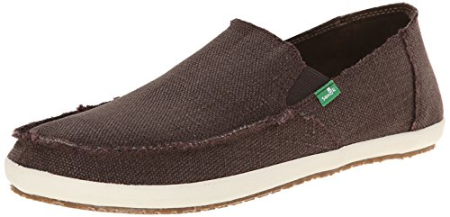 Sanuk Sanuk Rounder Hobo Sneakers Men marrón oscuro