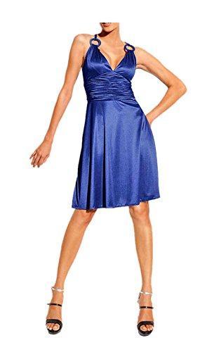 Heine - Vestido - Noche - Opaco - para mujer Azul