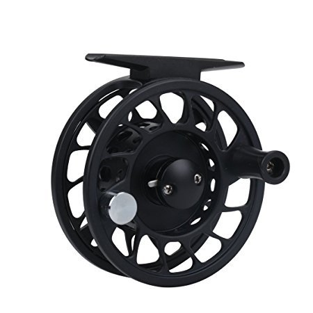 Aventik Z Trout 3/4, 5/6 Fly Reel New Sale Carbon Disc Drag with Fine Control of Double Click Stop Freshwater Reel SPECIAL INTRODUCTORY SALE! (5/6) -