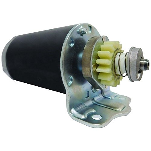 Heavy Duty Starter For Briggs & Stratton Engines 499529 691262 15% More Torque by DISCOUNT STARTER & ALTERNATOR