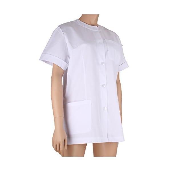 Misemiya Camisa Sanitario Mujer 831 4