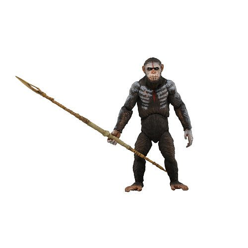 Dawn of the Planet of the Apes 7 inch Scale Action Figure Caesar