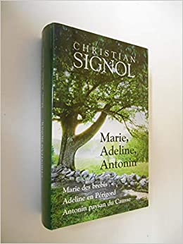 Amazon Fr Marie Adeline Antonin Signol Christian