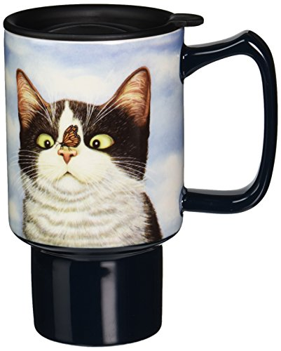 Animal Travel Mugs Kritters In The Mailbox Animal Items