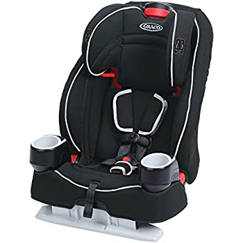Graco Atlas 65 2 In 1 Harness Booster Car Seat Glacier