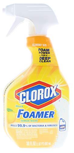 Clorox Bleach Foamer Spray Bottle Lemon Scent 30 Fl. Oz ()