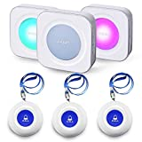 LIOTOIN Wireless Caregiver Pager Call Button