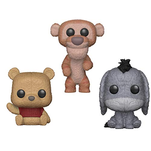 Funko 265 Disney: Christopher Robin Movie Collectors Pooh, Tigger, Eeyore, Set