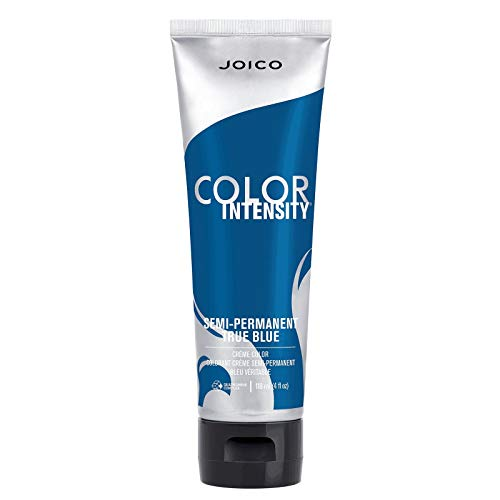 Joico Vero K-pak Intensity Semi-permanent Hair Color, True Blue, 4 Ounce