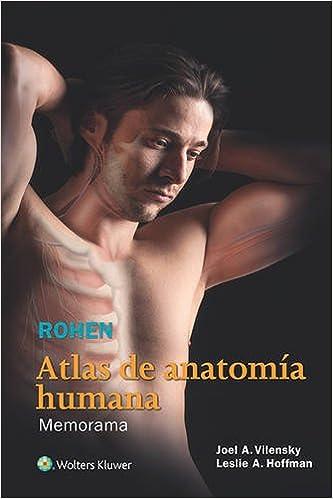 Rohen. Atlas de anatomía humana: Memorama (Spanish Edition ...
