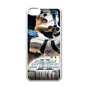 iphone5c White Star Wars phone case Christmas Gifts&Gift Attractive Phone Case HLN5A0222511