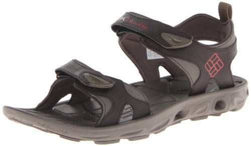Columbia Men's Techsun Sandal, Cordovan/Gypsy, 11 D US