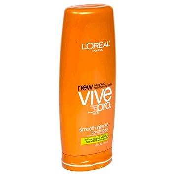Amazon.com : L'Oreal Paris Vive Pro Smooth Intense Conditioner ...