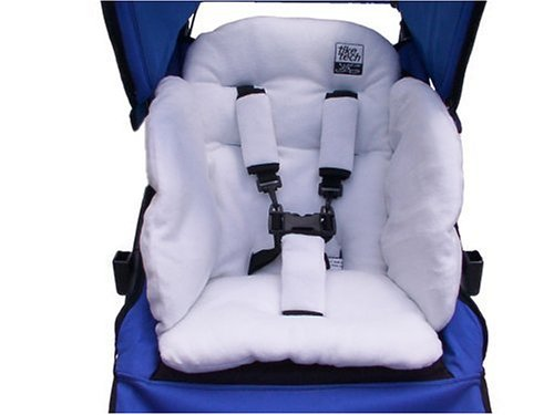 Tike Tech Comfy Padded Seat Insert and Strap-Ez, Baby & Kids Zone